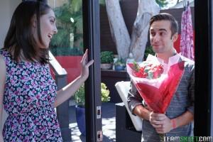 Teens Love Anal Nickey Huntsman in One Year Analversary 5