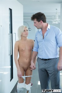 Tushy Kacey Jordan in Super Small Teen Takes it in the Ass! with Manuel Ferrara 11