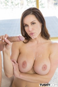 Tushy Kendra Lust First Anal! with Mick Blue 16
