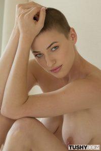 Tushy Riley Nixon in Fashion Model Loves Anal with Jean Val Jean 4