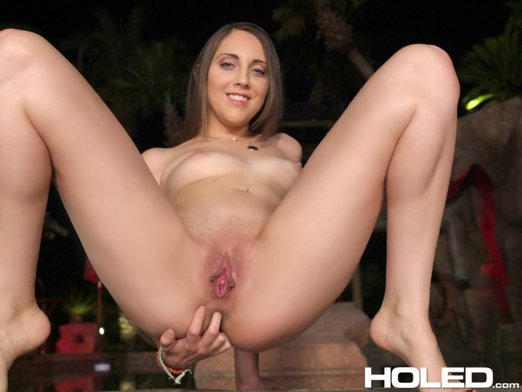 Nickey huntsman anal