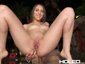 Holed Nickey Huntsman in Beach Party Anal 2