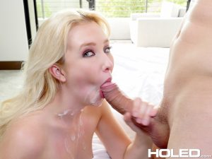 Holed Samantha Rone in Blonde Virgin Ass 20