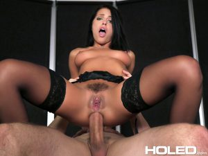 Holed Adriana Chechik in Bound for Anal 10