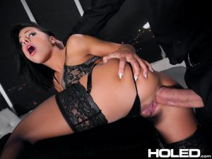 Holed Adriana Chechik in Bound for Anal 14