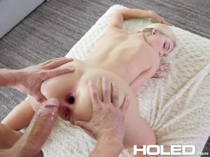 Holed Alex Grey in Babysitter Gets Raw Anal 25