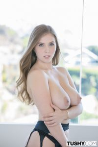 Tushy Lena Paul in My Sister's Loss is my Gain with Jean Val Jean 2