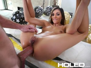 Holed Moka Mora in No Holes Barred 11