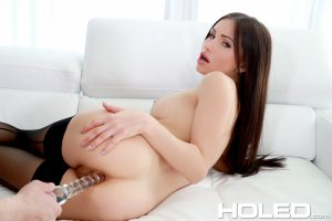 Holed Sasha Rose in Creampie Delight 9