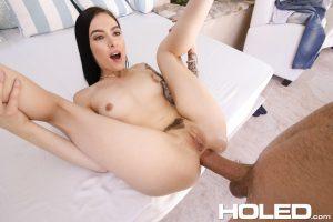 Holed Marley Brinx in Something Up Her Sleeve 14
