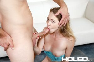 Holed Angel Smalls in Anal Discovery 12