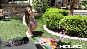 Holed Lexi Lovell in Anal Trespassing 16