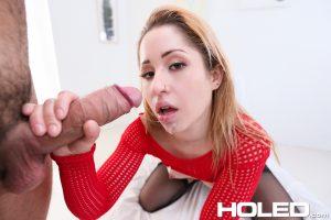 Holed Goldie Glock in Stricking Gold 26