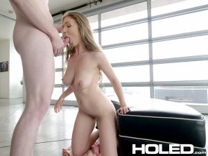 Holed Lena Paul in Blonde Teen Gape 10