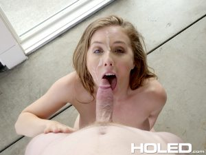 Holed Lena Paul in Blonde Teen Gape 25